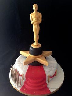 Cakes on Pinterest | Academy Awards, Oscar Party and Frozen Cake