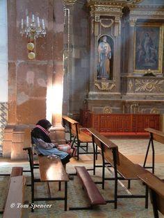 Inside la Parroquia, San Miguel de Allende, Gto., Mexico