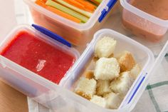Lunchbox Fun-Due