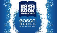 irish book awards 2015 - Google Search