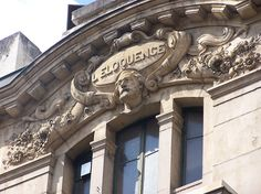 Private Guided Tour of Lyon at the time of Art Nouveau - Art Nouveau facade -
