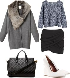 """Haute"" by lachrodemode on Polyvore"