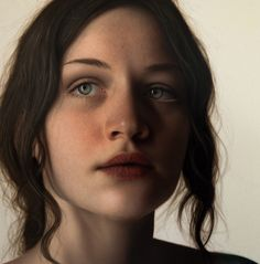 Marco Grassi | Painter  » Green Queen