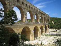 Provence & the Camargue are regions of France steeped in history. The Pont du Gard, a three-tiered aqueduct, was built by the Romans. Provençal villages offer the chance to buy two specialties of the region…olive oil and lavender products. The Camargue is known for its nature preserve and cowboys. The USO has a special 4-day tour to Provence October 10-15th. Sign up at any USO office. (Photo by hsivonen)