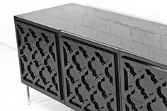 Tangier 4 Door Credenza (Click for Other Color Options)