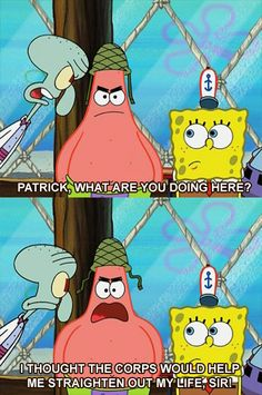 SpongeBob Squarepants Best Day Ever! {Featured Party by PartyNV} Funny Spongebob Memes, Funny Memes, Hilarious, Spongebob Spongebob, Jokes, Funny Quotes, Best Cartoons Ever, Cool Cartoons, Spongebob Patrick