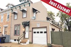 Investment Property Priced to sell $70k - 4 bed 1.5 baths 1,788 sqft - 1 car garage, fenced yard #kellerwilliamsrealty #investmentproperty #harrisburg #realtorlife #realestate #hbgpa