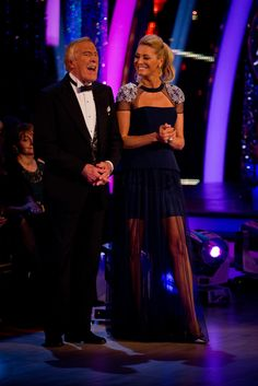 Bruce and Tess - Strictly Come Dancing - The Final 2012
