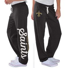 NFL For Her Scrimmage Pant - Saints