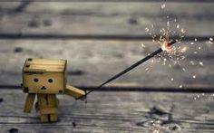 Spelen met vuurwerk