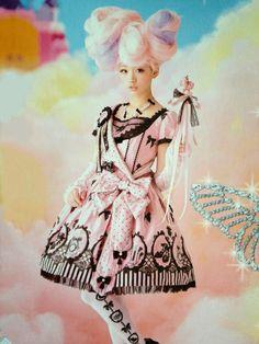 Angelic Pretty♥ ロリータ, Sweet Lolita, Fairy Kei, Decora, Lolita, Loli, Gothic Lolita, Pastel Goth, Kawaii, Victorian, Rococo♥