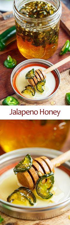 Jalapeno Honey