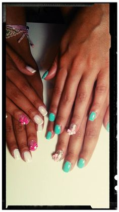 nails by Ourtzani