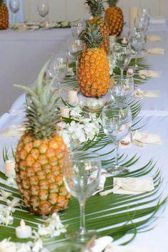 hawaiian party decoration | hawaiian-themed-wedding-reception-centerpieces-hawaiian-themed-wedding ...