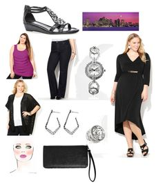 """""""Night on the Town"""" by avenue365 on Polyvore"""