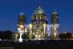 Berliner Dom, Colours of Joy, motiv by Ross Ashton, Berlin, 2014.