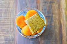 Seasaltwithfood: Raw Energy Bars~Apricot Delight