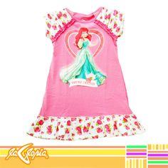 Buscando #Pijama para tu #niña? Encuéntrala en 3er.Piso #batas