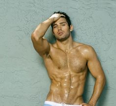 I'm featuring two sexy male specimens for my Model Behavior feature. What gay man doesn't like looking at hot Hot Men, Hot Guys, Sexy Guys, Men Tumblr, Hommes Sexy, Raining Men, Shirtless Men, Hairy Men, Male Beauty