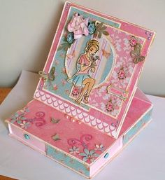 Whiff of Joy - Tutorials & Inspiration: Easel giftbox