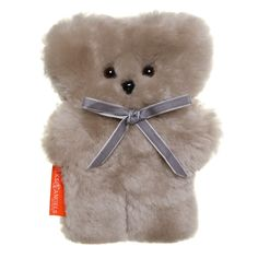 Soft, cuddly, cute and flat. Made from Australian sheepskin shaped like a teddy bear. They are natural, plush, luxurious – perfect gifts for new babies and kids. New Baby Gifts, Gifts For Kids, Honey For Babies, New Baby Products, Pure Products, People Fall In Love, Children In Need, Baby Safe, Elks