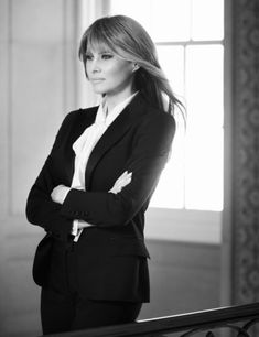 What an amazing First Lady❤️