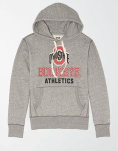 Pop Threads Cleveland vs Everyone Ohio Sports Fan Mens Fleece Hoodie Sweatshirt