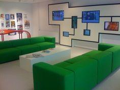 Hjørring Bibliotek Media Lounge