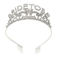 Wedding Headband Bachelorette Sparkle Tiara Hen Party Crown Bride Bridal Shower Supply is cheap, see other hair accessories on NewChic. Sister Wedding, Wedding Bride, Wedding Favors, Wedding Events, Weddings, Wedding Headband, Crown Headband, Bride Tiara, Bridal Flowers