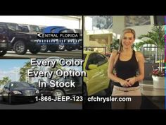 At Central Florida Chrysler Jeep Dodge We Have The Largest Inventory In The  Country: Every