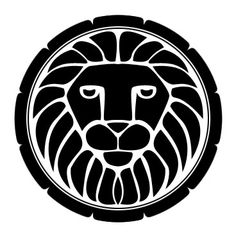 Lion Head Emblem by barefly