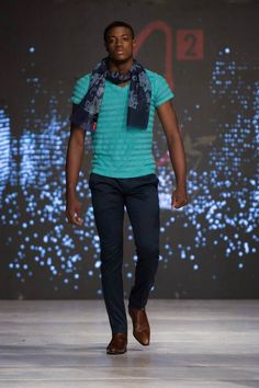 C-Squared @ Kinshasa Fashion Week 2015, Congo - #Menswear #Trends #Moda Hombre #Tendencias