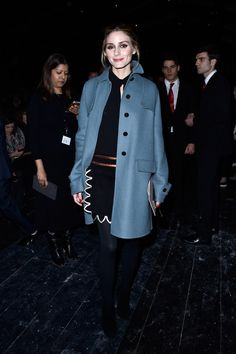 Olivia Palermo Photos - Valentino : Front Row - Paris Fashion Week Womenswear Fall/Winter 2016/2017 - Zimbio