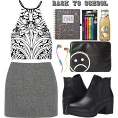 Back to school style II
