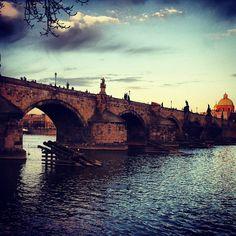 Karlův most | Charles Bridge ve městě Praha, Hlavní město Praha