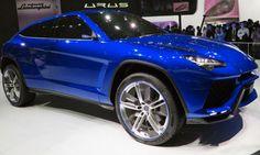 Lamborghini Urus SUV Will Be Their First Model In Their Hybrid Future