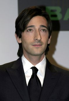 Adrien Brody.... I love Alan Rickman BUT I think This man could have been an excellent Snape also...Mr. Rickman does have that wonderful voice though.