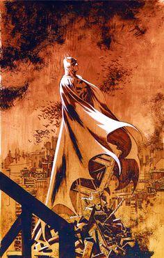 Batman by Andrei Bressan *