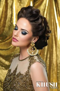 If you still haven't booked your Makeup artist for your Big Day, give our resident front cover makeup artist Julie Ali Mua​ a call, and book in a trial.  +44 (0)7940 007 009 info@julieali.com www.julieali.com  Outfits: Seema Silk Sarees​ Jewellery: Jewels N Gems​ Bangles: The Lotus London​  Backdrop: Askarii-Events​