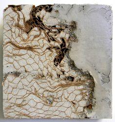 Storm--Concrete art by Marlies Hoevers.