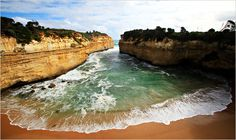 The Great Ocean Road, Loch Ard Gorge, Australia