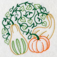 Machine Embroidery Designs at Embroidery Library! - Color Change - H6532