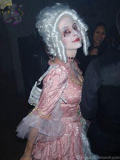 Ghost of Marie Antoinette