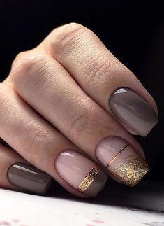 Beautiful 87 cute short square acrylic nails ideas for summer nails - - # . - Beautiful 87 cute short square acrylic nails ideas for summer nails - - # . Classy Nails, Stylish Nails, Simple Nails, Cute Nails, Pretty Nails, Short Square Acrylic Nails, Short Square Nails, Square Nail Designs, Nail Art Designs