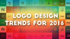 6 Winning Logo Design Trends for 2016 & Inspiration