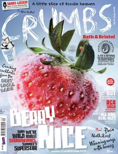 You may need to sit down for this. Hot off the press people. It's only #CrumbsFriday *dances around the office* Crumbs Bath & Bristol issue 11 out now! crumbsmag.com
