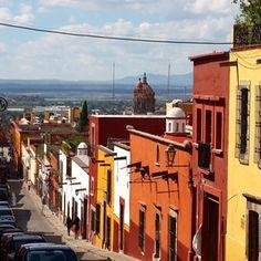 San Miguel de Allende, San Miguel de Allende, Mexico - #TroveOn -...