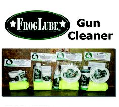Froglube, a bio-based cleaner and lubricant for your firearms, is the newest item now available at the POA Store. It's non-flammable, non-hazardous and non-toxic. Our Froglube kits include: 4 oz paste, 4 oz liquid, microfiber cloth and a brush. The price is only $23.50 (plus tax), come check it out!!