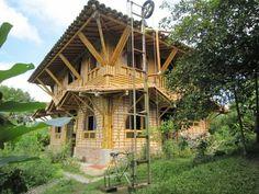 Mountain bamboo casa