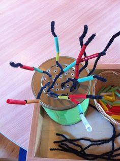 My Montessori Preschool: practical exercises